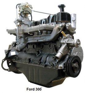 Ford 300.2 _0 Diesel Engine